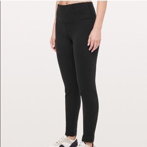 Lululemon Wunder Under Lounge Pants